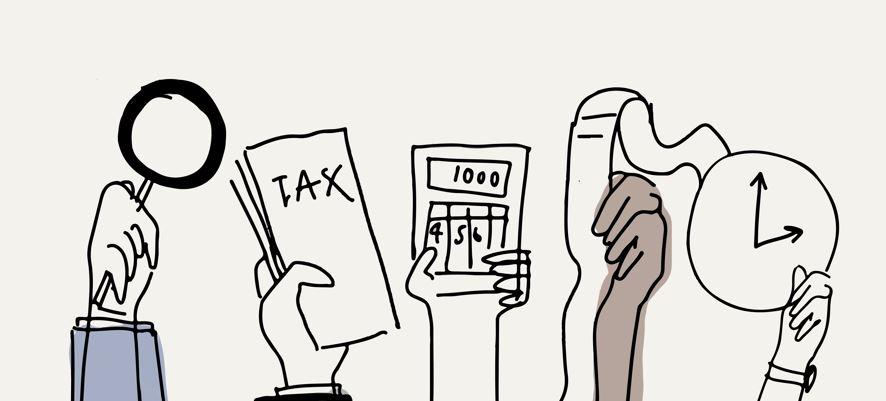 Berekenen wegenbelasting